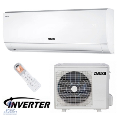 ZANUSSI Siena Inverter New 2018