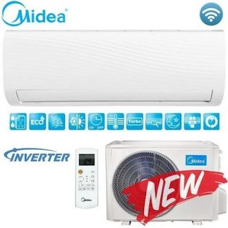 Midea Forest DC Inverter New 2020